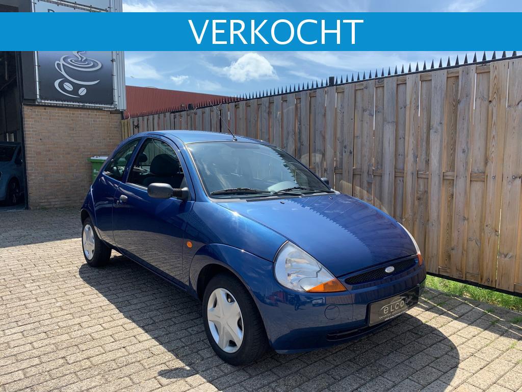 Ford Ka 1.3 70pk futura / airco / elek.pakket /