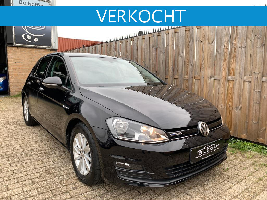 Volkswagen Golf 1.6 tdi 110pk bluemotion comfortline
