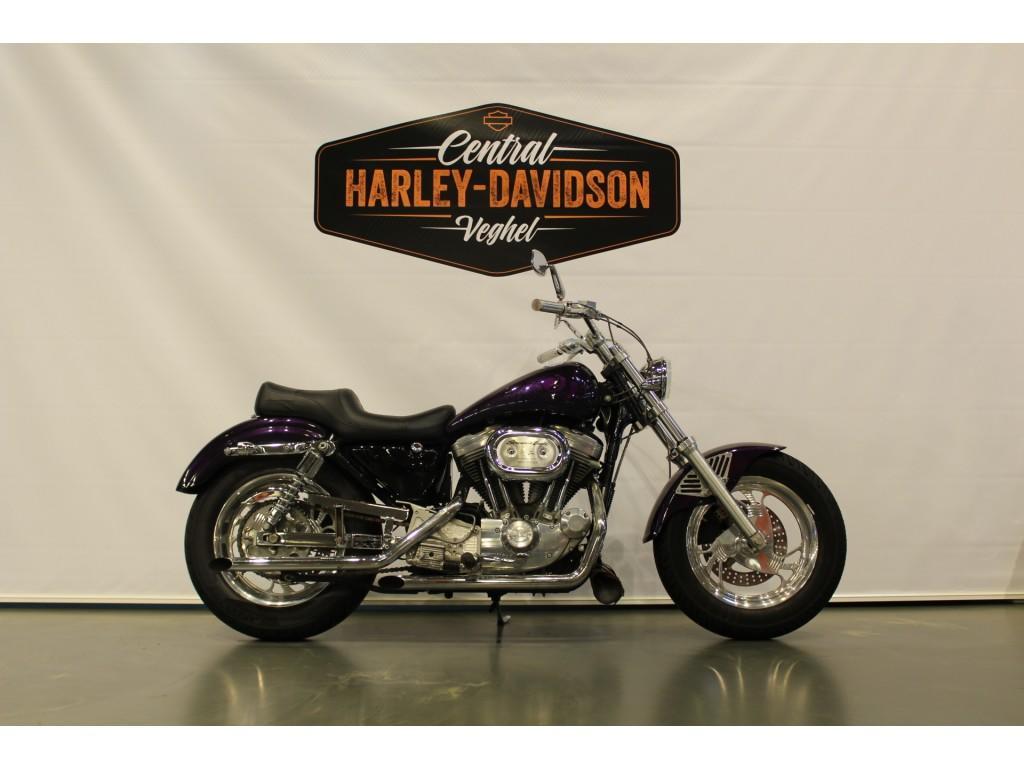 Harley-davidson Harley-davidson Sportster 883 xlh
