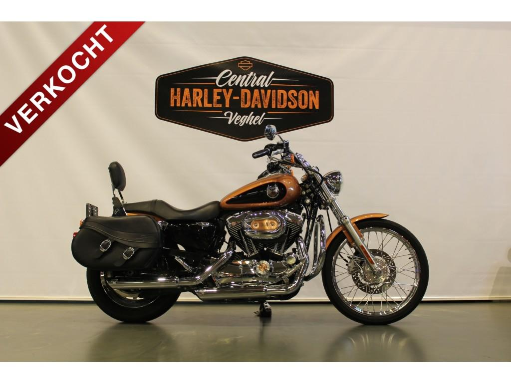 Harley-davidson Harley-davidson Sportster 1200 custom anniversary edition