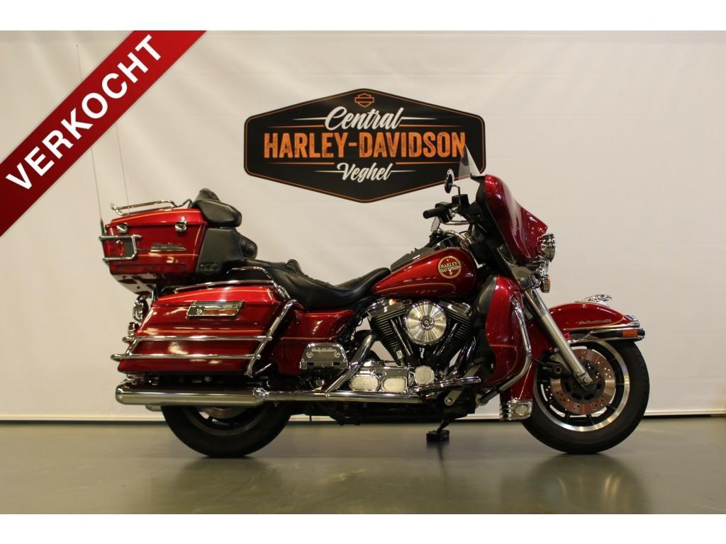 Harley-davidson Harley-davidson Electra glide 1340 flhtu ultra
