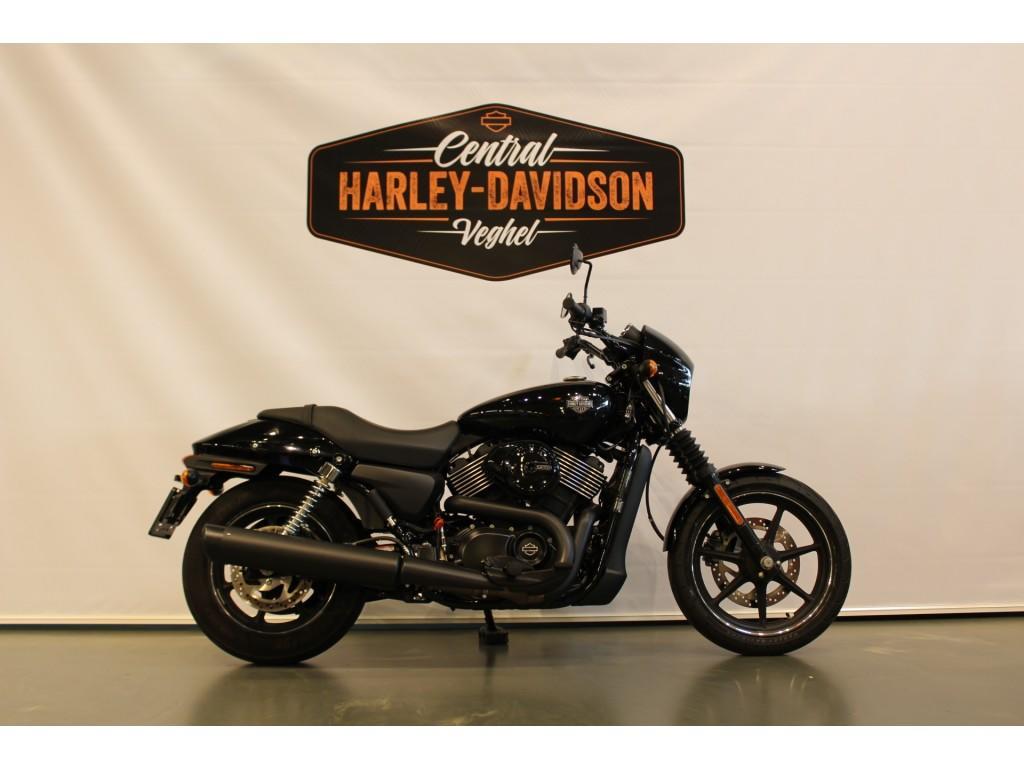 Harley-davidson Harley-davidson Street xg 750