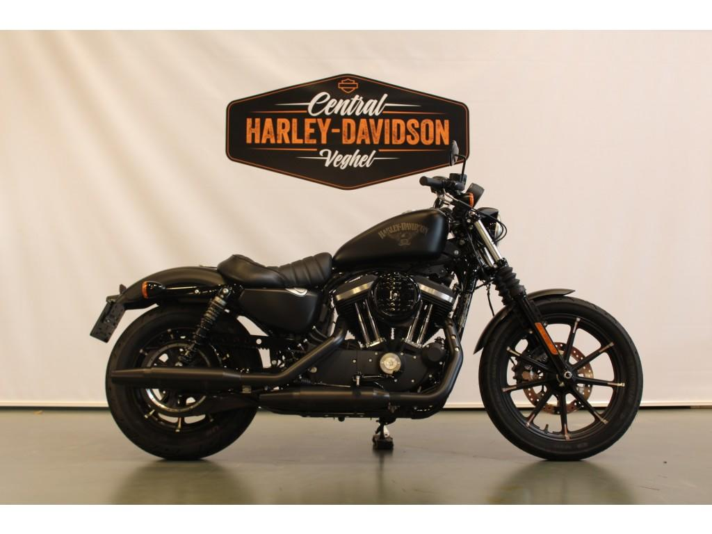 Harley-davidson Harley-davidson Sportster 883 iron
