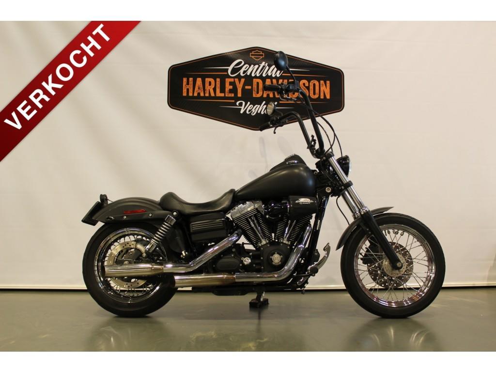 Harley-davidson Harley-davidson Dyna 1584 fxdb street bob
