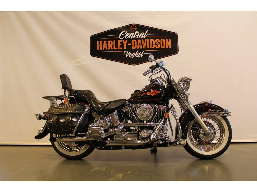 Harley-davidson Harley-davidson Softail 1340 flstc heritage classic