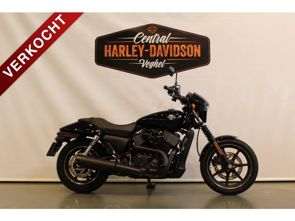 Harley-davidson Harley-davidson Street 750