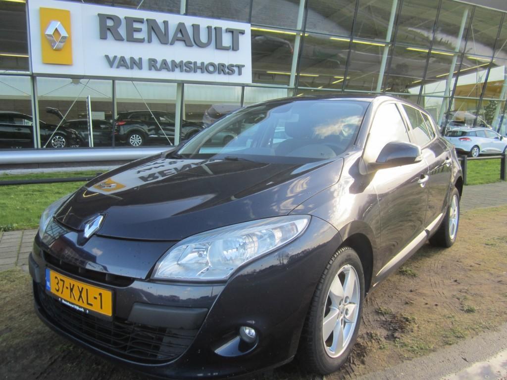 Renault Mégane 1.5 dci 110 pk dynamique cd wisselaar navi trh