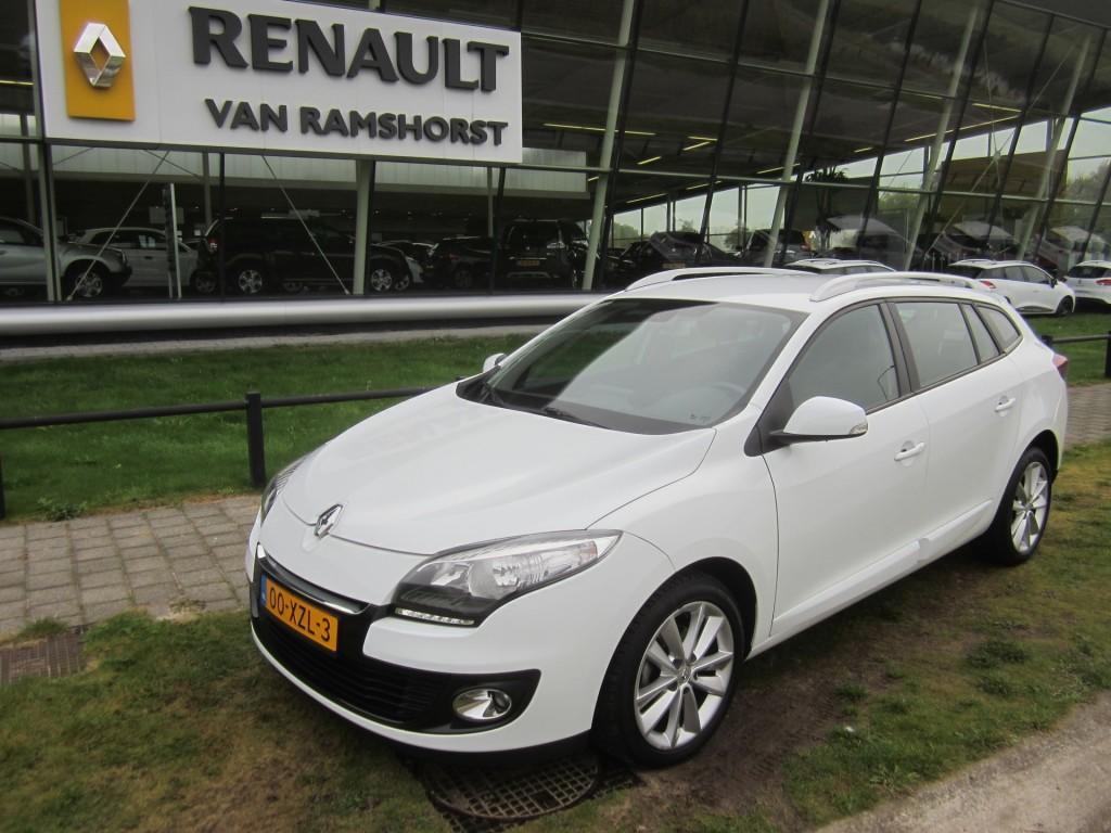 Renault Mégane Estate 1.5 dci 110 pk expression lmv led dagrij climat