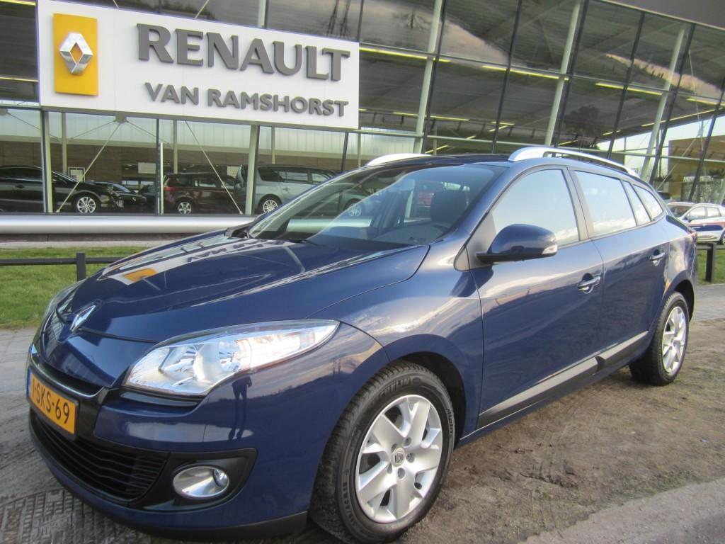 Renault Mégane Estate 1.5 dci 110 pk expression trekhaak