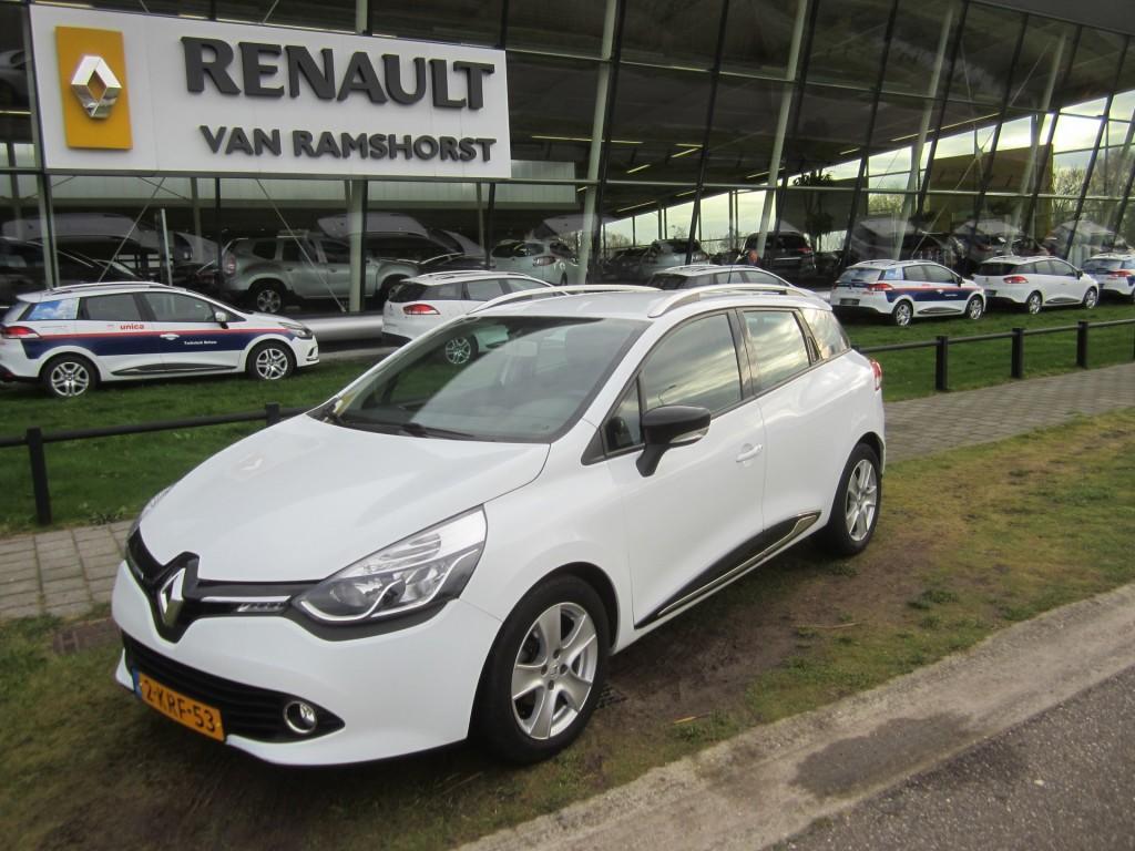 Renault Clio Estate 1.5 dci 90 pk eco expression lmv pdc