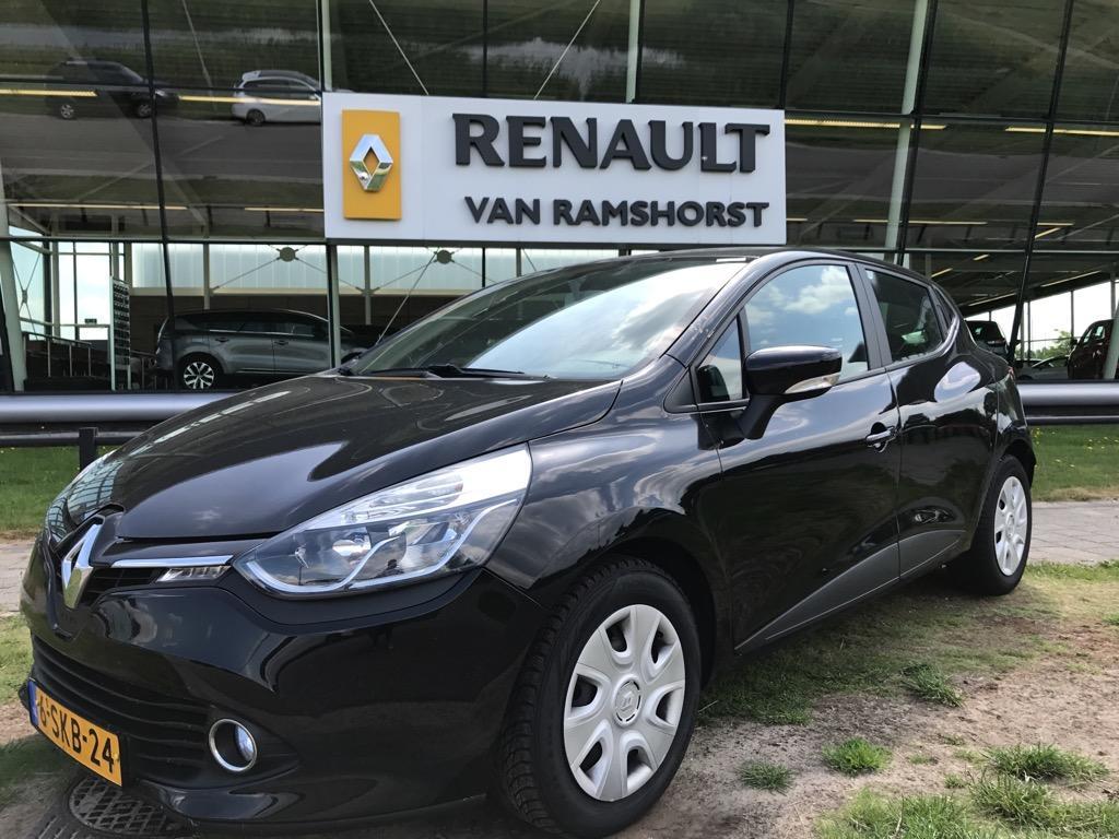 Renault Clio 1.5 dci eco expression, navi, pdc, airco