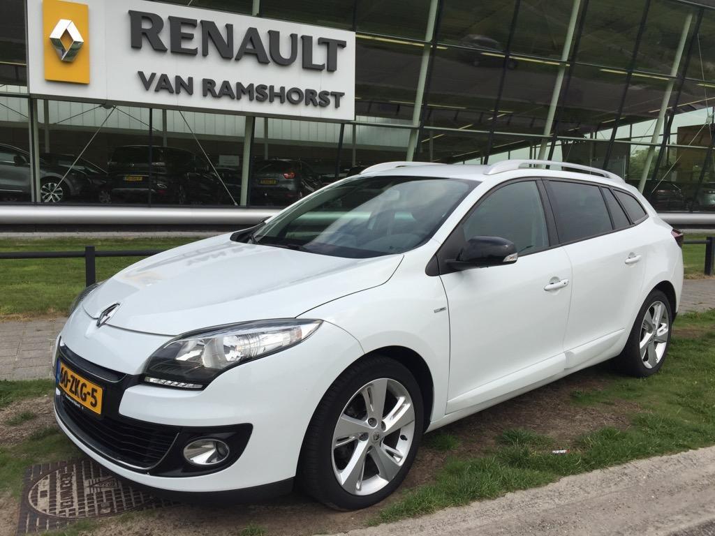 Renault Mégane Estate 1.5 dci 110 pk bose pdc