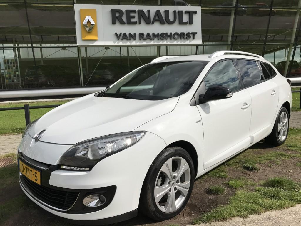 Renault Mégane Estate 1.5 dci 110 pk bose pdc a
