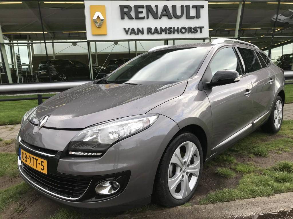 Renault Mégane Estate 1.5 dci110pk bose navi climate 17 inch