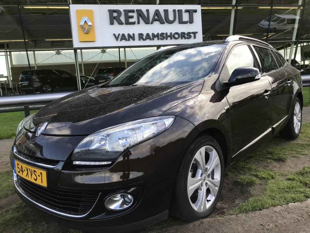 Renault Mégane Estate 1.5 dci 110 pk bose climate navi pdc