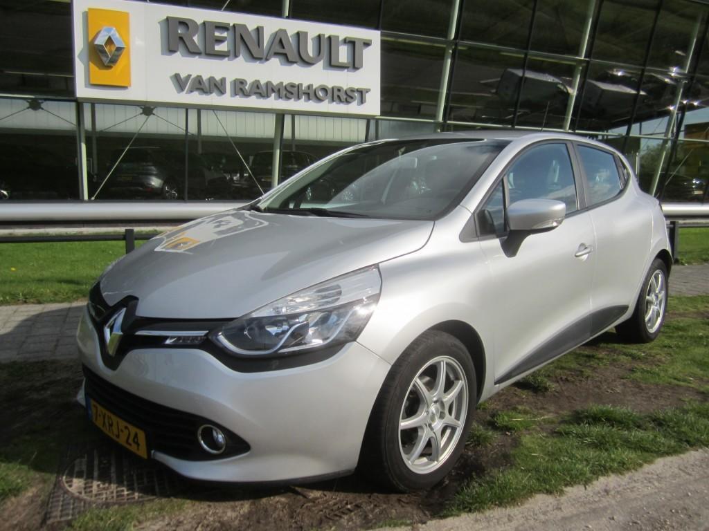 Renault Clio 1.5 dci 90pk eco expression lmv medianav airco mistl