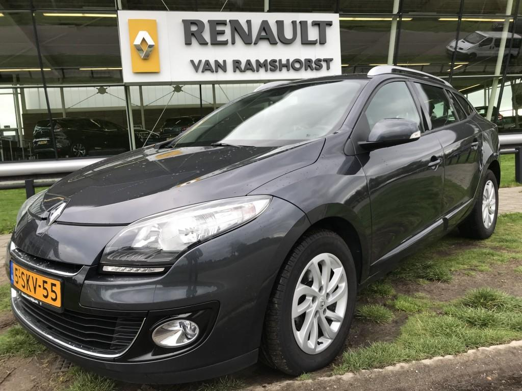 Renault Mégane Estate 1.5 dci 110 pk collection trh pdc