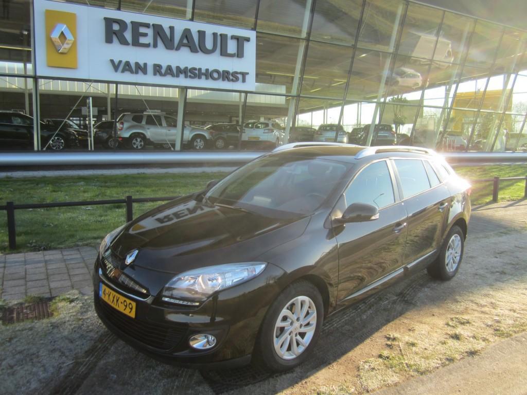 Renault Mégane estate 1.5 dci 110 pk  expression led dagrij verl