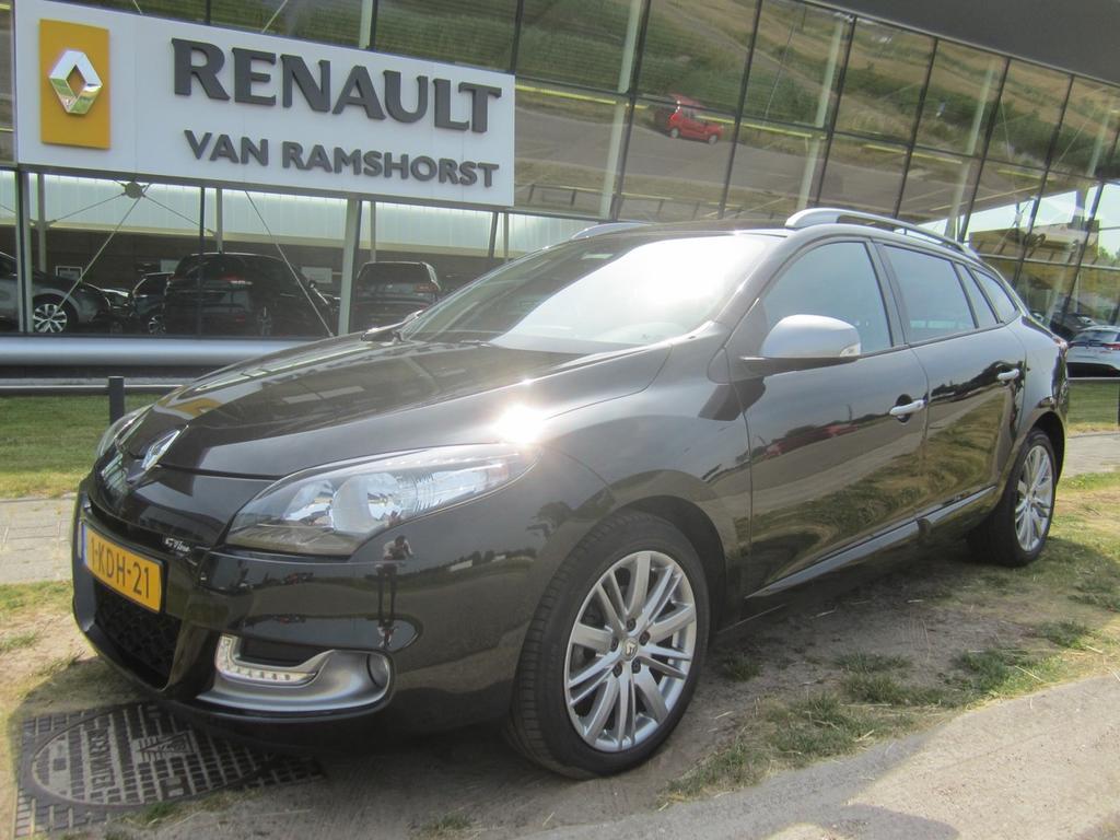 Renault Mégane Estate 1.5 dci 110 pk gt-line pack visio