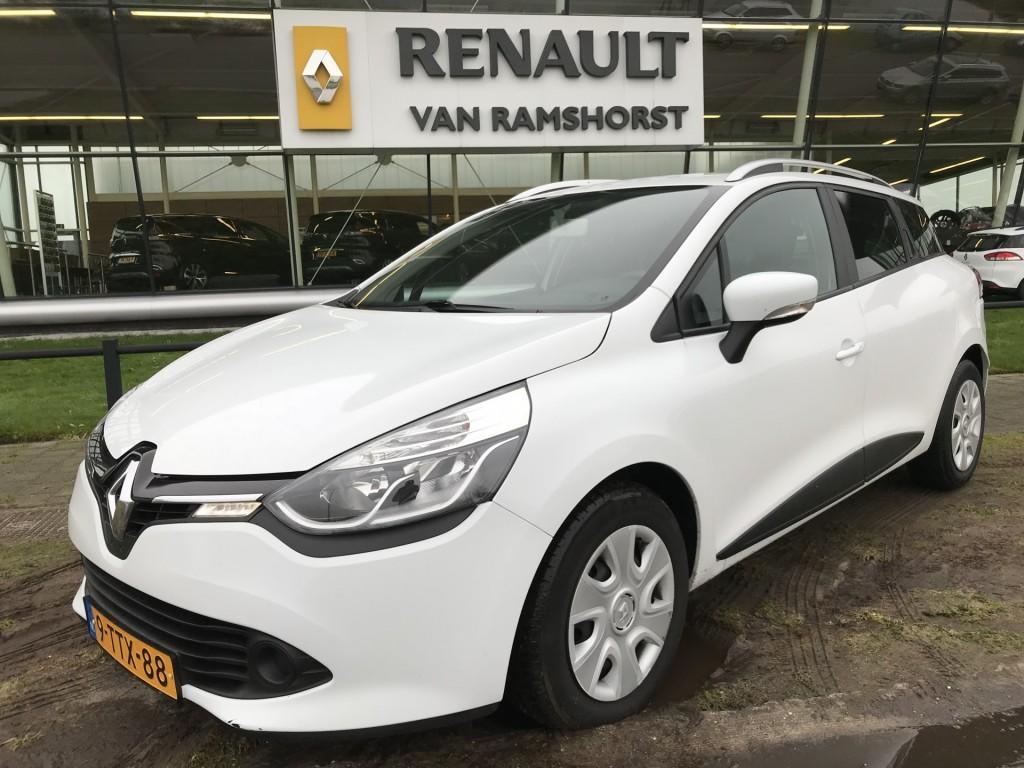Renault Clio estate 1.5 dci eco expression trkh pdc navi
