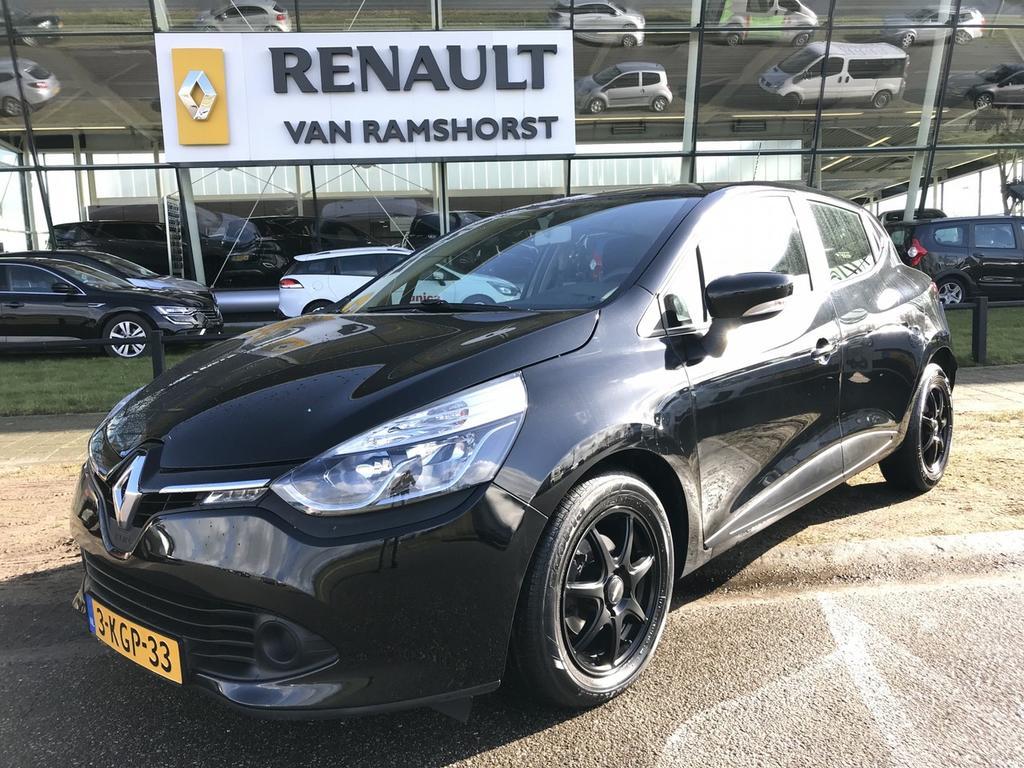 Renault Clio 1.5 dci 90 pk eco expression medianav airco lmv