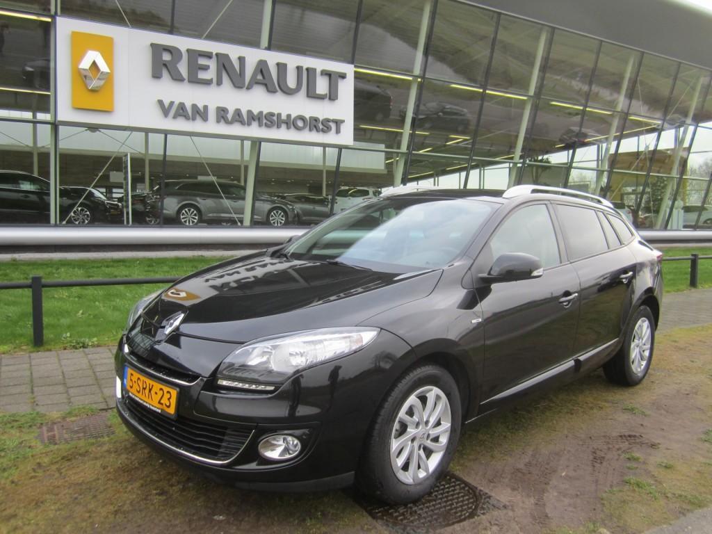 Renault Mégane Estate 1.5 dci 110 pk bose panoramadak trh
