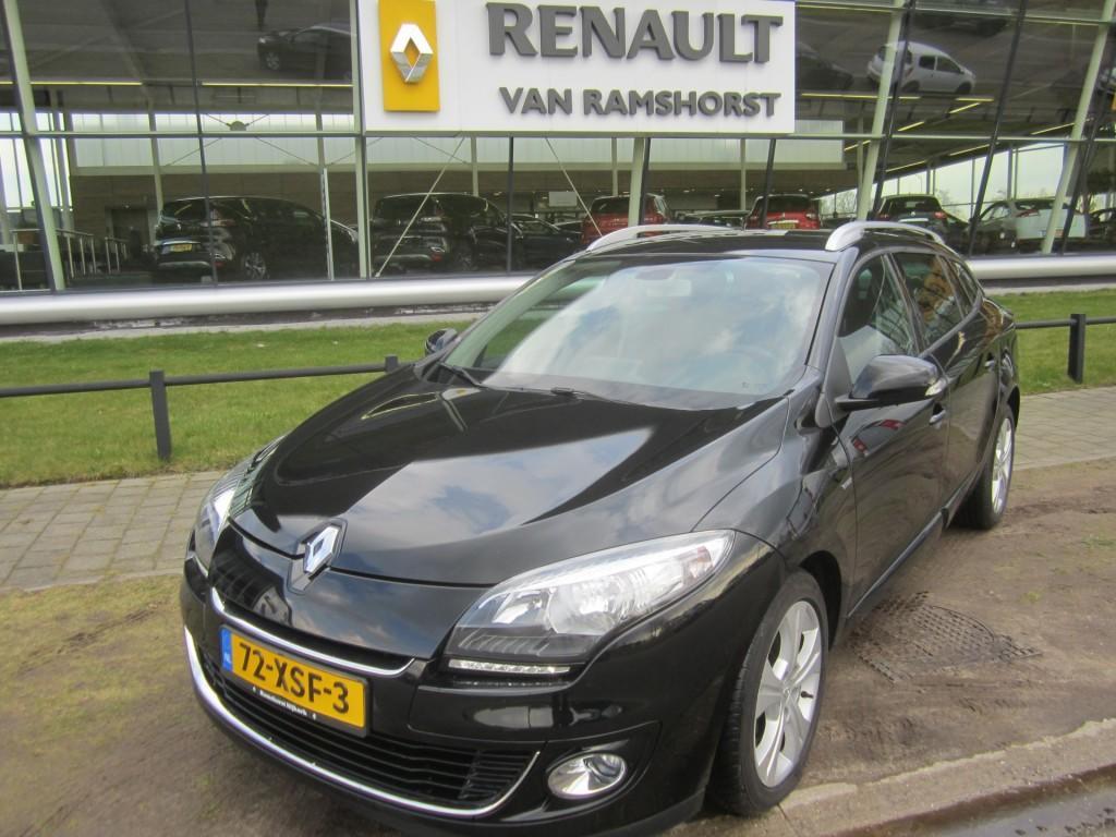 "Renault Mégane Estate 1.5 dci 110 pk bose trh 17""lmv pdc"