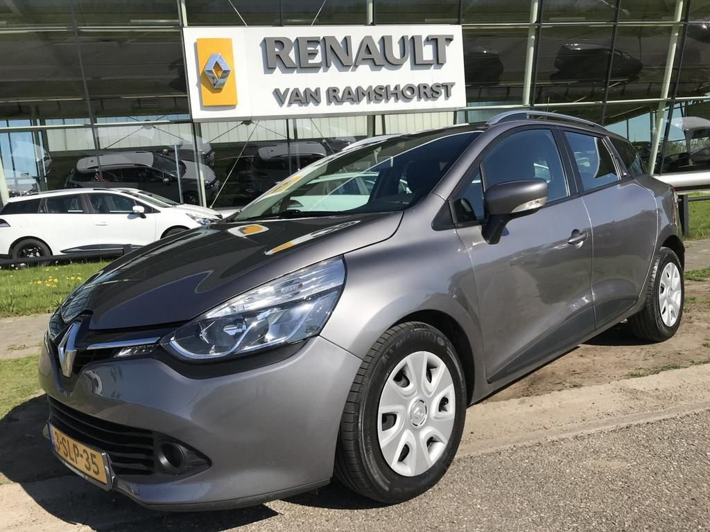 Renault Clio Estate 1.5 dci eco expression medianav airco