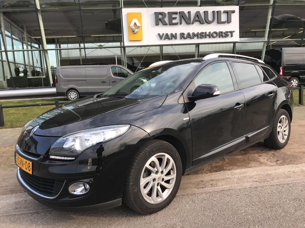 Renault Mégane Estate 1.5 dci 110 pk bose pan dak trh
