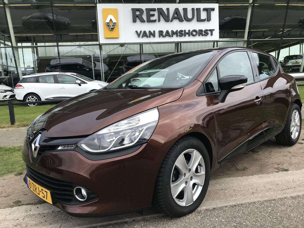 Renault Clio 1.5 dci eco expression 16'lmv pack look ext noir pdc medianav