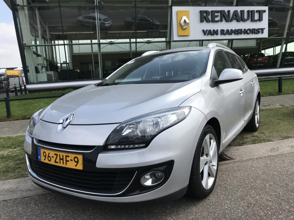 "Renault Mégane Estate 1.5 dci 110 pk collection 17""lmv trh keyless pdc"