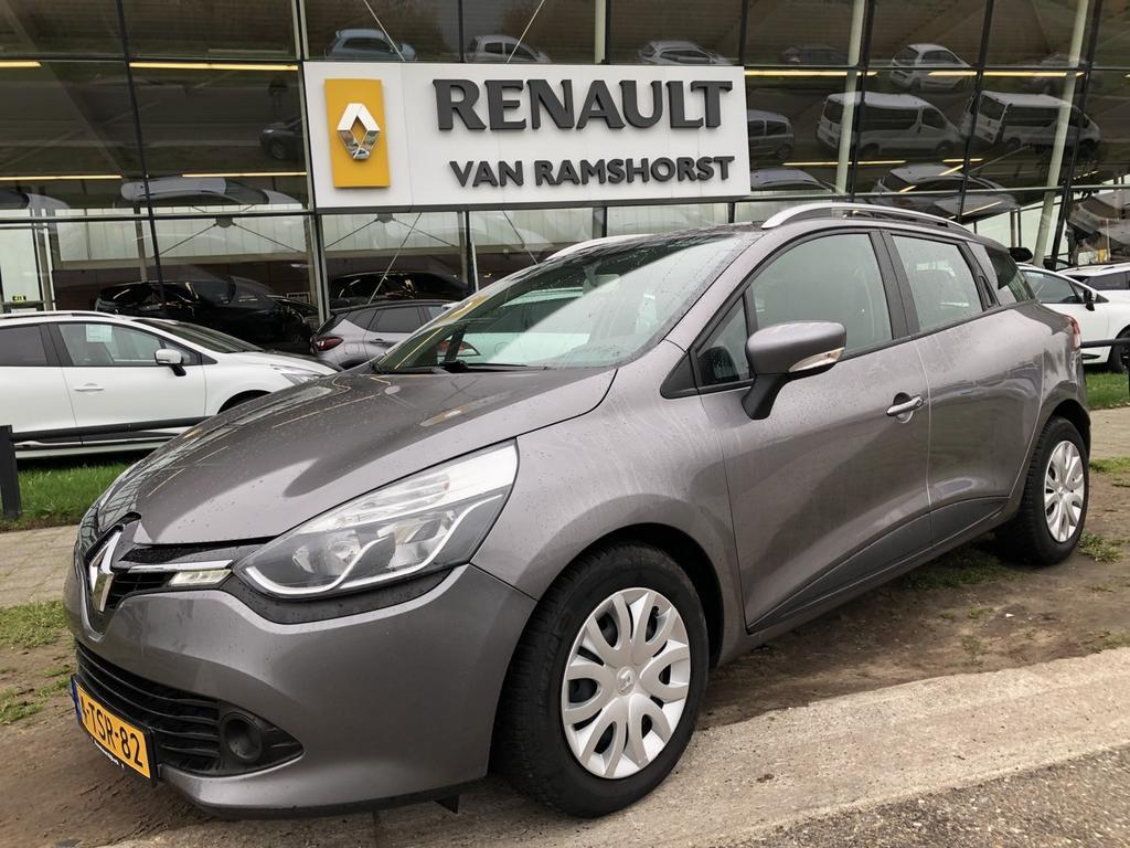 """Renault Clio Estate 1.5 dci 90 pk eco expression 16""""lmv airco medianav"""