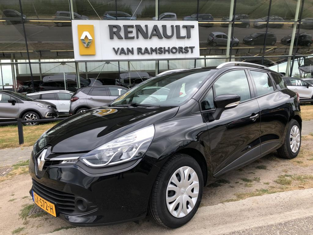 Renault Clio Estate 1.5 dci eco expression pdc medianav airco
