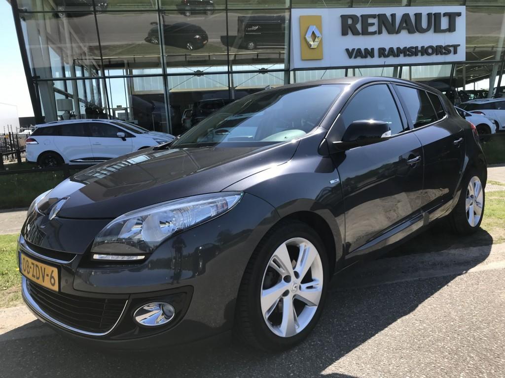 Renault Mégane 1.5 dci 110 pk bose stoel verw voor trh