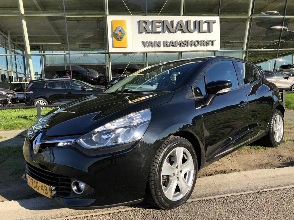 """Renault Clio 1.5 dci 90pk eco expression lmv 16"""" airco medianav pdc armsteun v"""