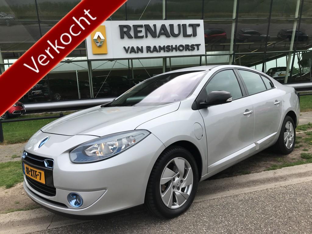 """Renault Fluence z.e. Z.e. dynamique (ex accu) automaat pdc 16""""lmv climat"""