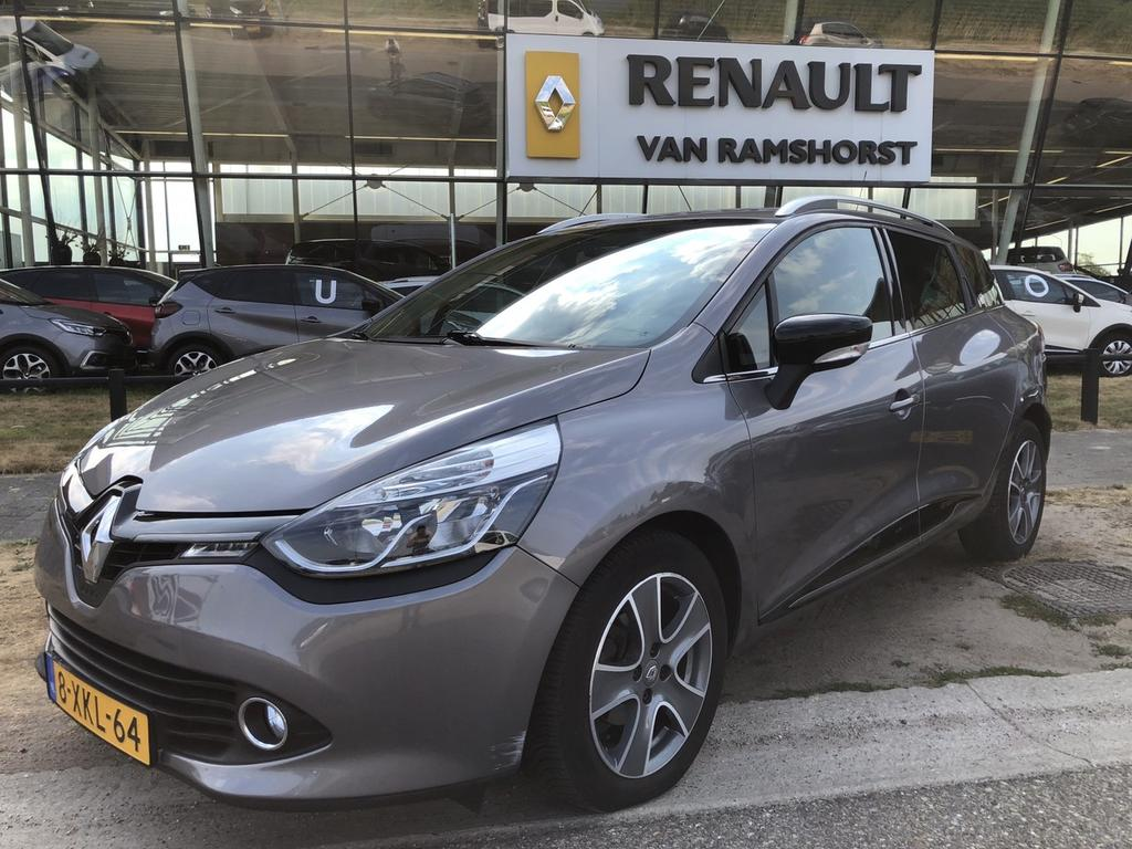 Renault Clio Estate 1.5 dci eco night&day pdc 16'lmv medianav