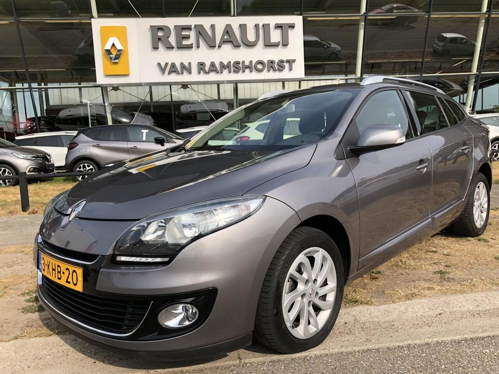 Renault Mégane Estate 1.5 dci collection climate pdc tomtom