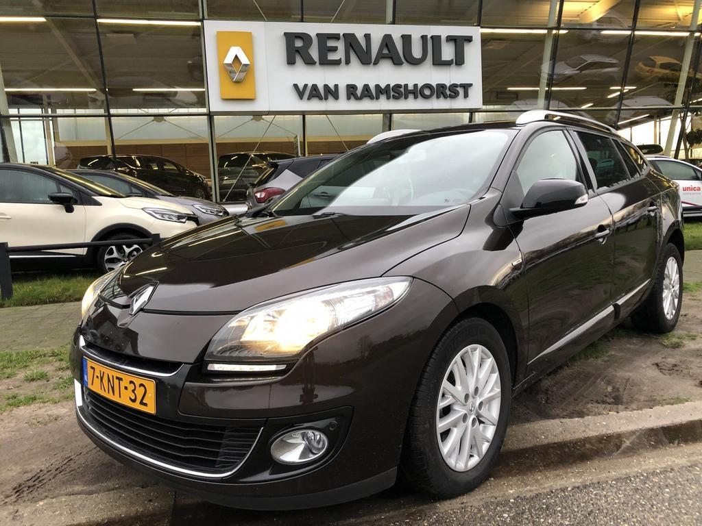 Renault Mégane Estate 1.5 dci 110 pk bose pan dak pdc v+a+cam