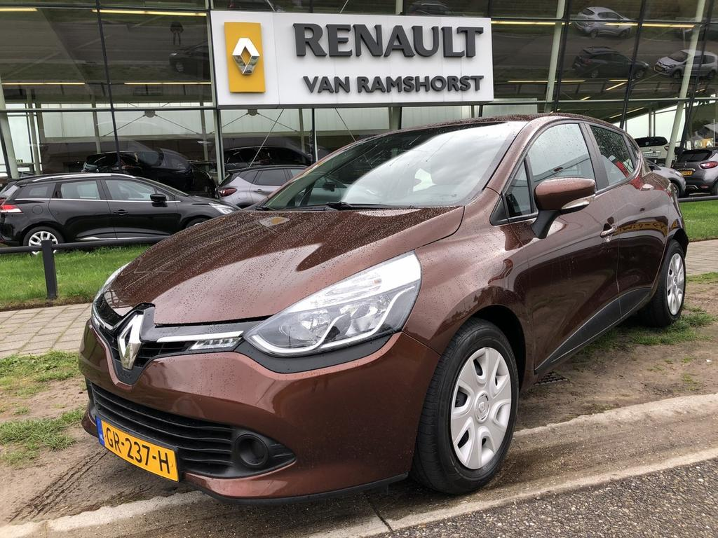 Renault Clio 1.5 dci eco expression airco medianav cruise