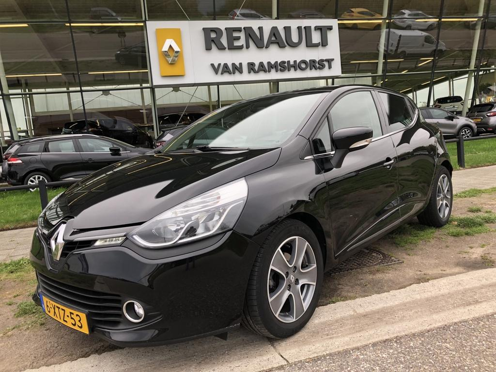 "Renault Clio 1.5 dci 90 pk eco night&day 16""lmv pdc medianav airco"