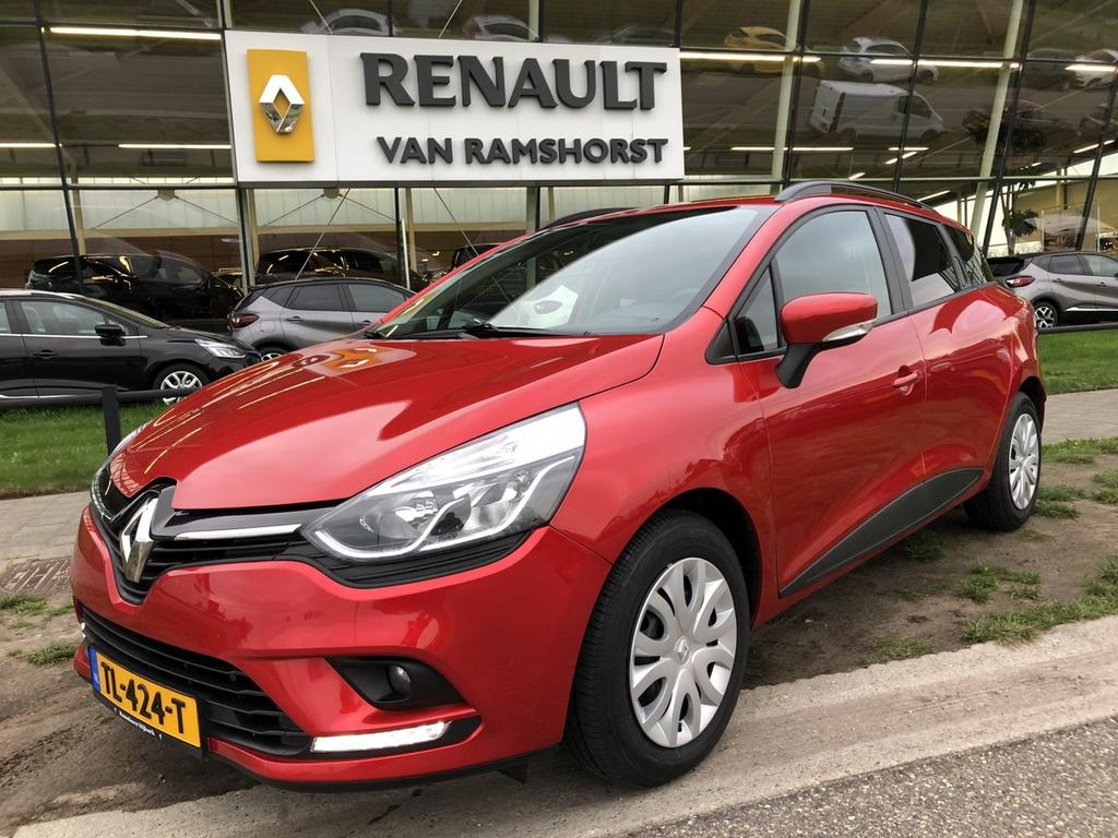 Renault Clio Estate 0.9 tce 90 pk zen airco medianav pdc