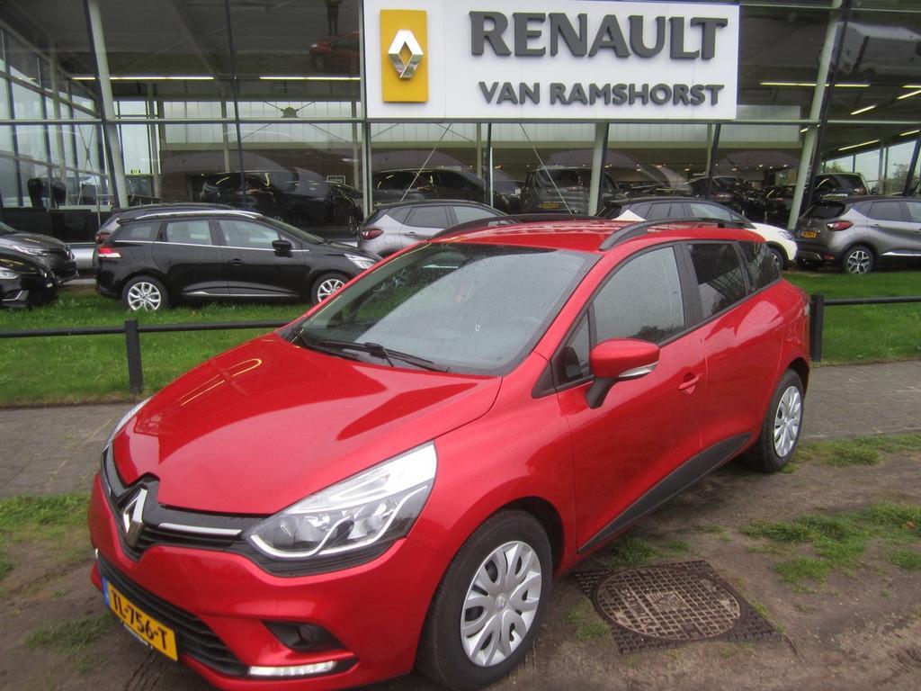 Renault Clio Estate 0.9 tce 90pk zen airco medianav pdc