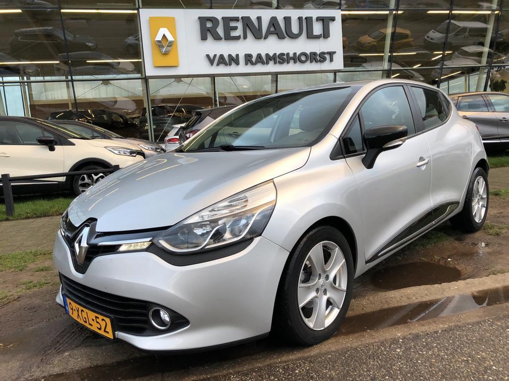 Renault Clio 1.5 dci 90pk eco dynamique 16'lmv keyless airco medianav