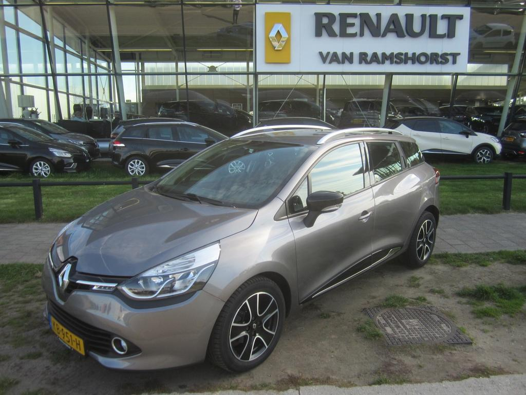 "Renault Clio Estate 1.5 dci 90pk expression automaat lmv 16"" airco medianav verw voorst"