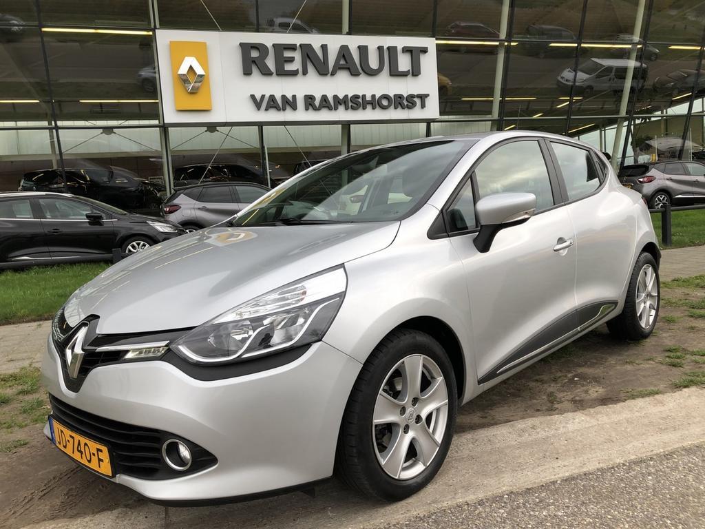Renault Clio 0.9 tce 90 pk dynamique climat 16'lmv keyless entry