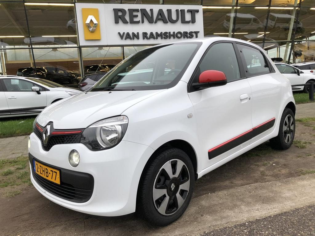 Renault Twingo 1.0 sce 70pk expression airco r&go radio pack rouge