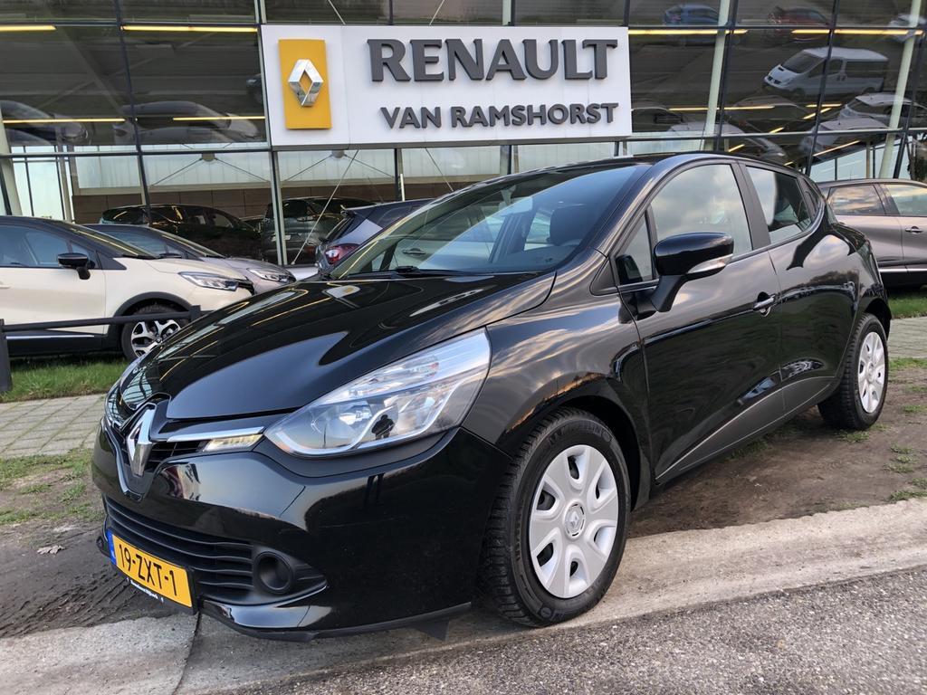 Renault Clio 1.5 dci 90pk eco expression medianav airco