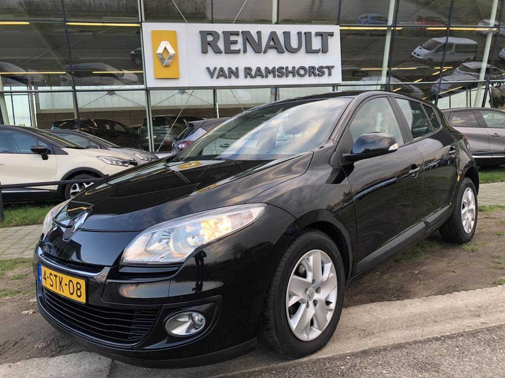 Renault Mégane 1.5 dci 110pk expression startstop airco tomtom