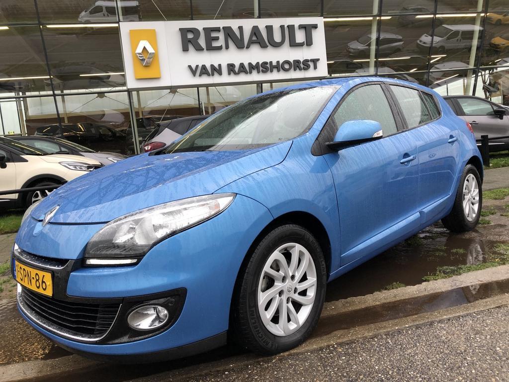 Renault Mégane 1.5 dci 110pk collection startstop lmv keyless pdc v+a+c stoel verw v trh